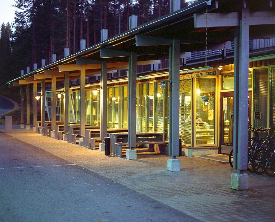 Kylmäluoma Visitor Centre / KL Experience