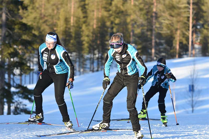 Hopeasompa 2020 – Cross-country ski competition