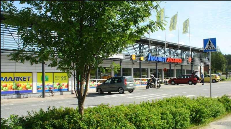 S-Market Joki-Jussi