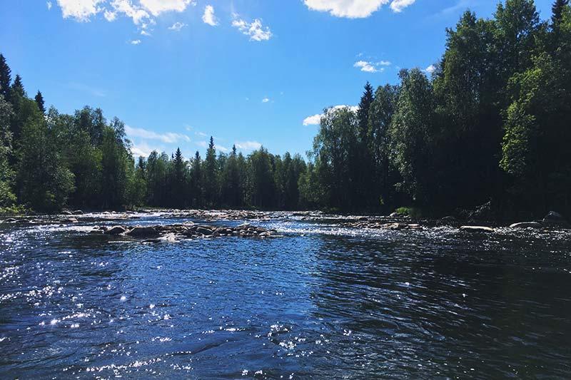 River Kostonjoki