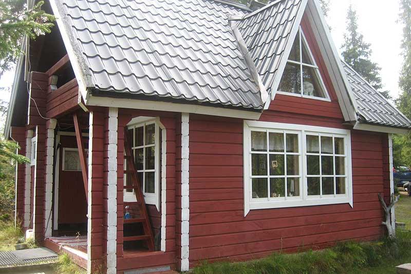Kutinjoki Cabin
