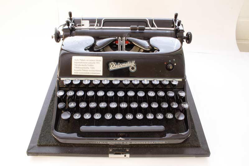 Kallen kirjoituskone