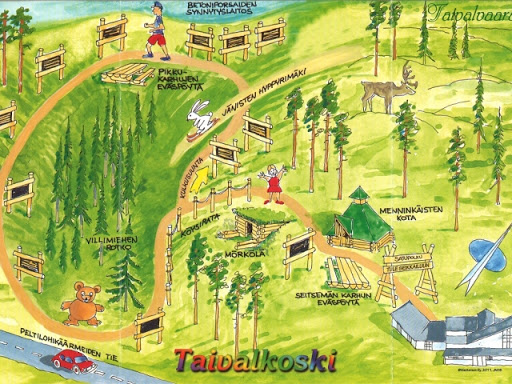 Fairy tale trail (Satupolku)