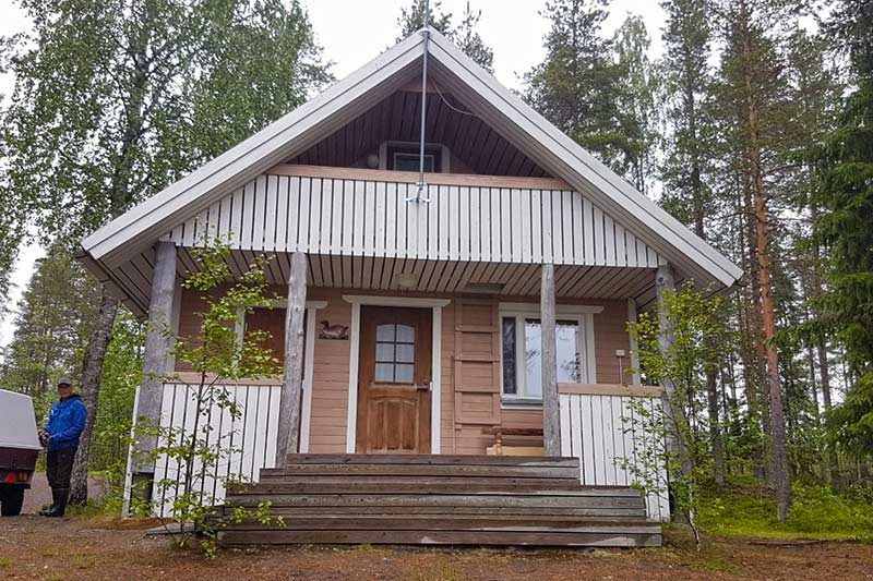 Cabin Havukunnas