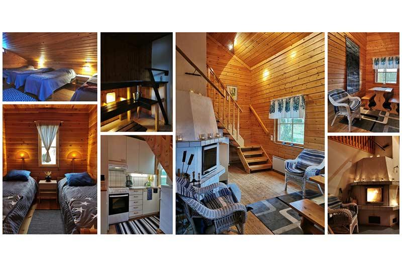 Salmela Rental Cabin